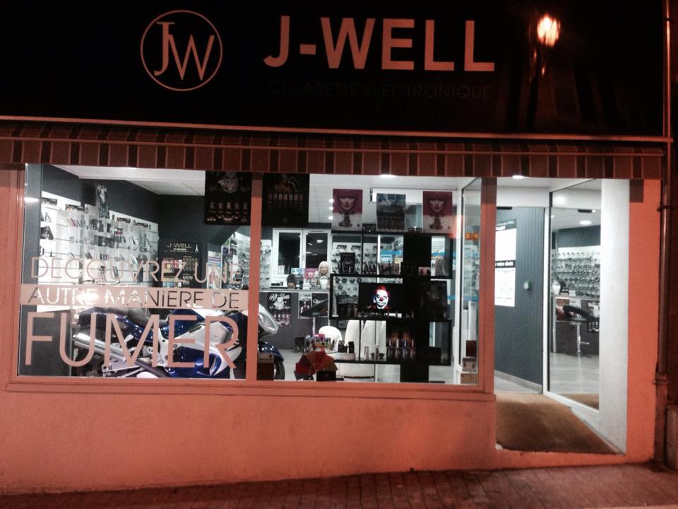 Boutique de vape spécialisée JWELL située à BOURGES