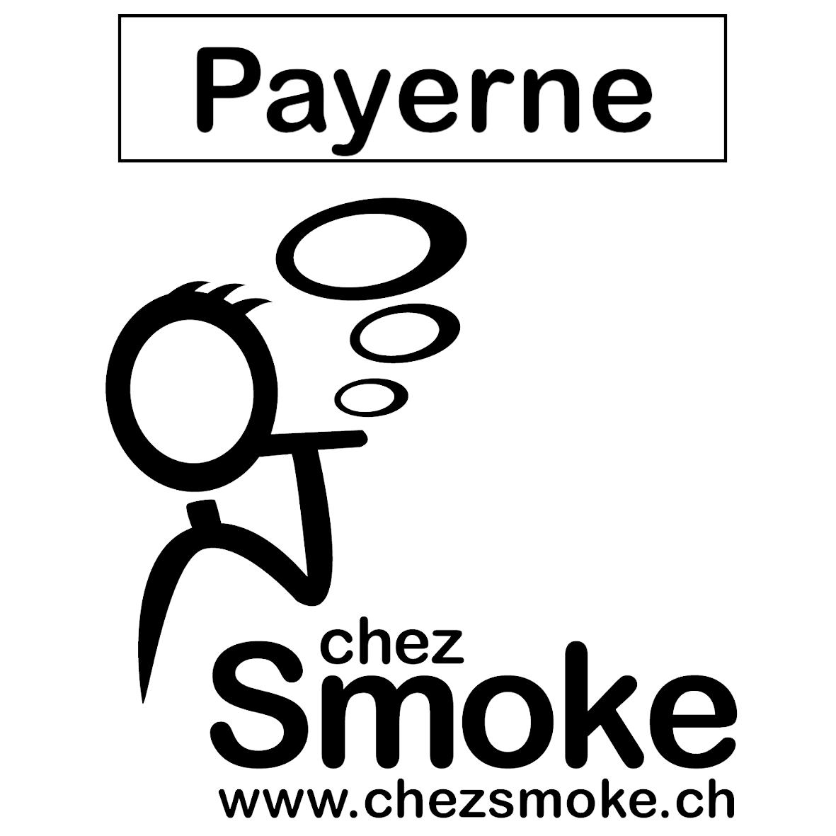 Boutique de vape spécialisée CHEZ SMOKE située à PAYERNE