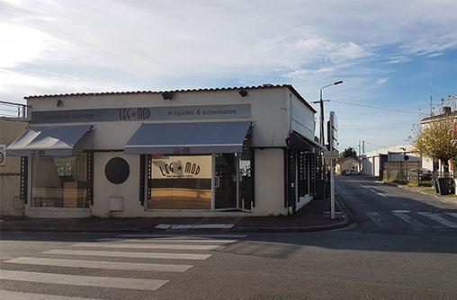 Boutique de vape spécialisée LEG MOD 47 située à SAINT-MÉDARD-EN-JALLES