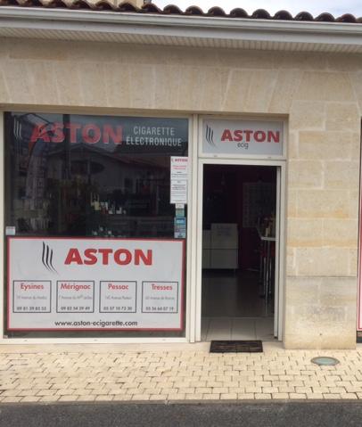Boutique de vape spécialisée Aston Vapote située à EYSINES