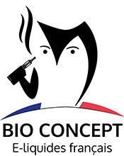 Logo BIOCONCEPT E-LIQUIDES