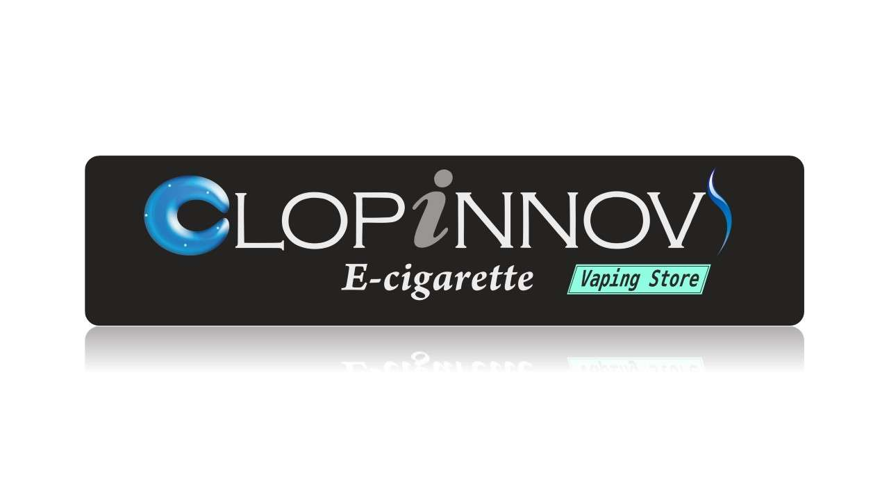 Boutique de vape spécialisée CLOPINNOV située à MONTBéLIARD