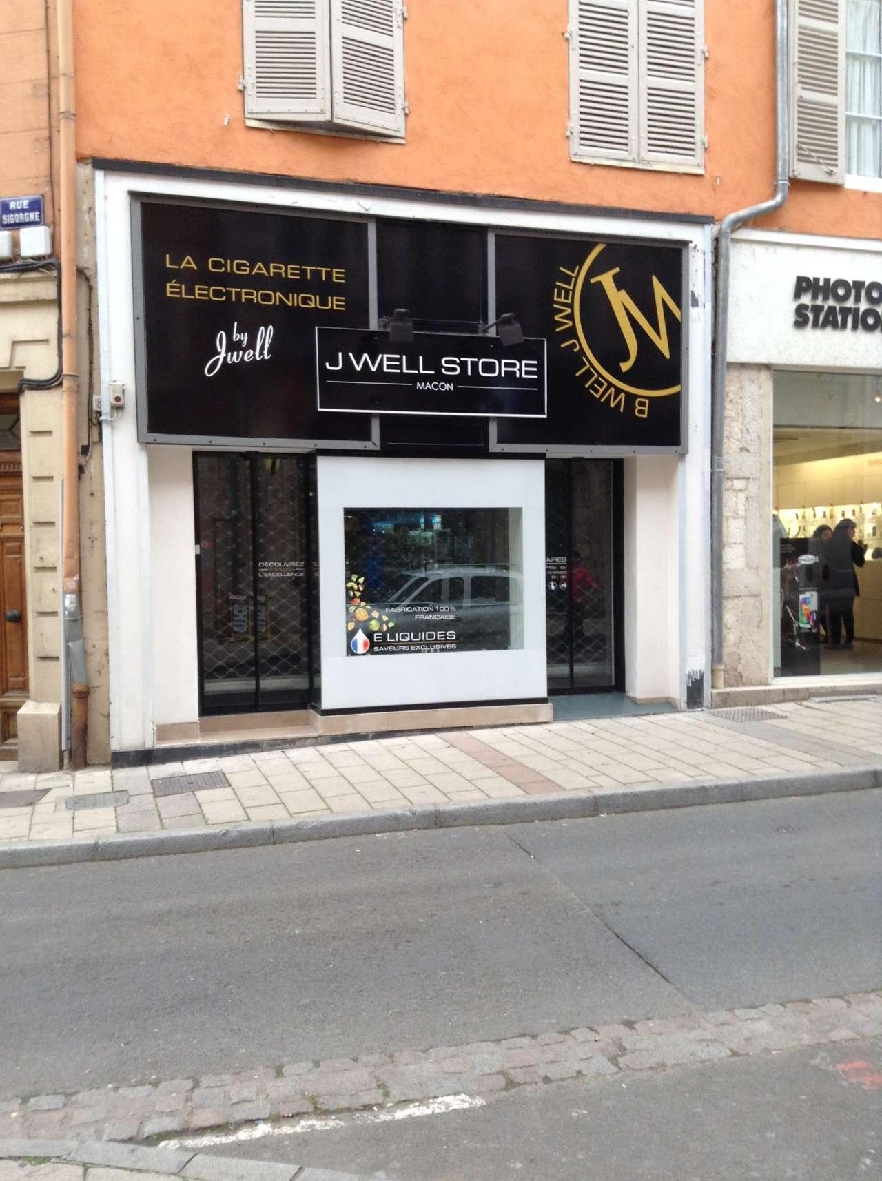 Boutique de vape spécialisée JWELL située à MÂCON