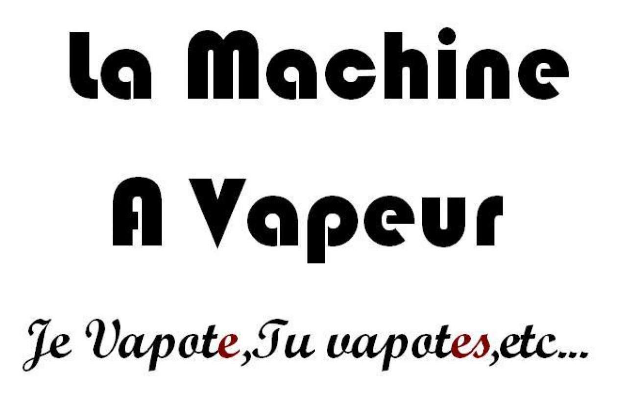 Boutique de vape spécialisée LA MACHINE À VAPEUR située à GUÉRANDE