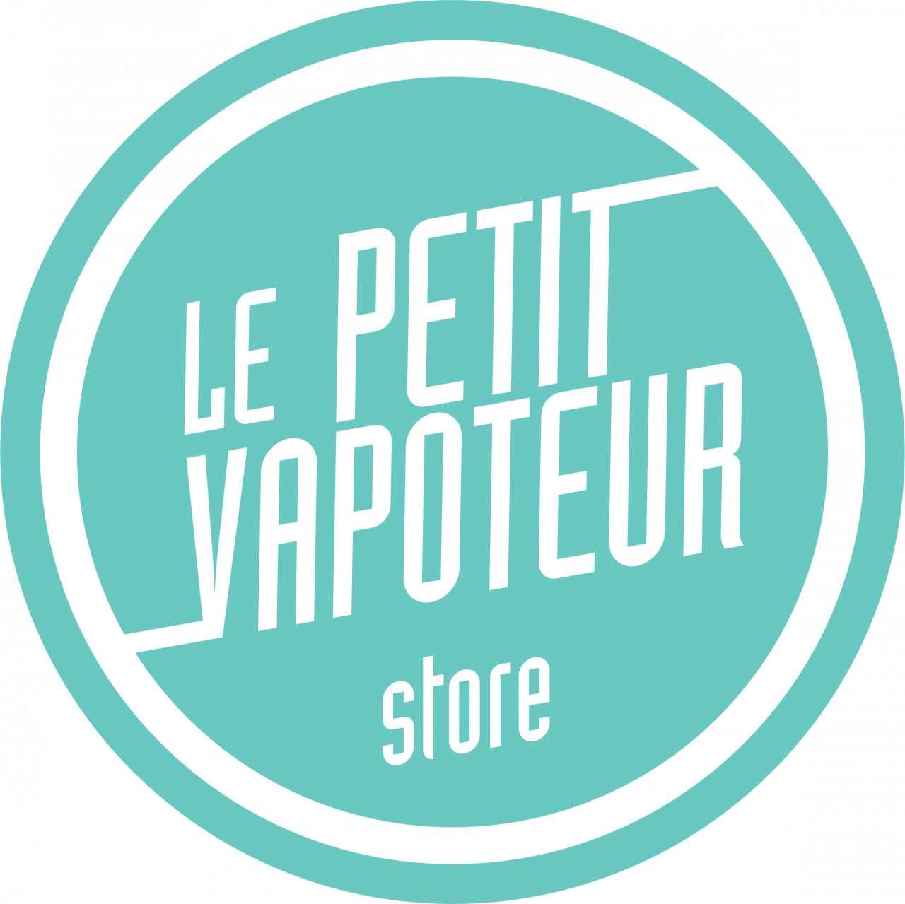 Logo LE PETIT VAPOTEUR STORE