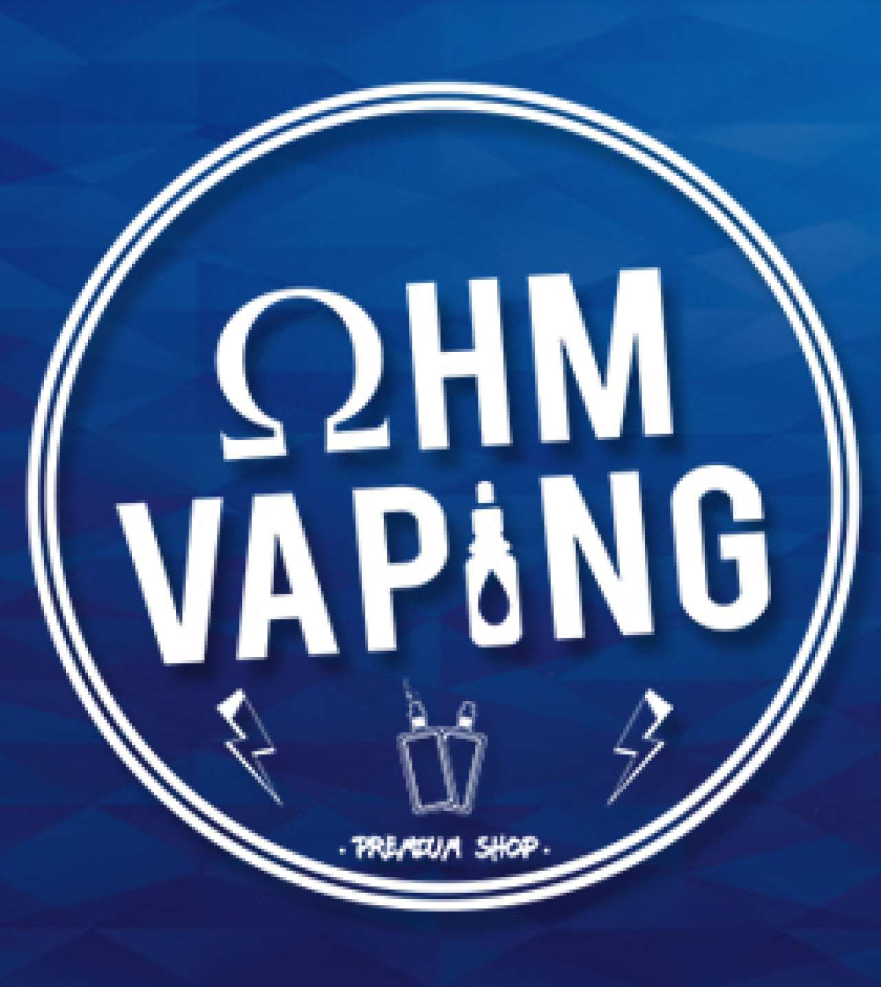 Boutique de vape spécialisée OHM VAPING située à AUDINCOURT