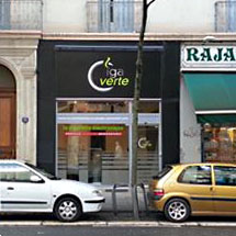 Boutique de vape spécialisée CIGAVERTE située à GRENOBLE